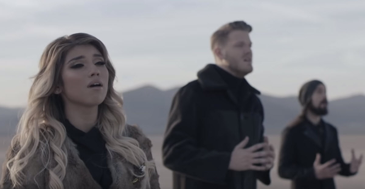 Acapella Group Pentatonix Performs Breathtaking Rendition Leonard Cohen Classic 'Hallelujah'